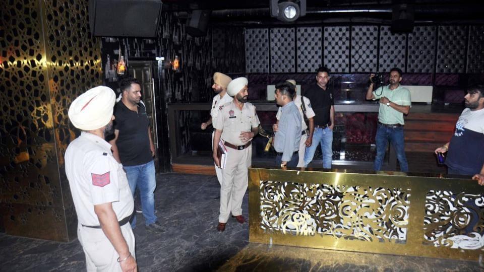 Zirakpur,liquor licence,nightclubs