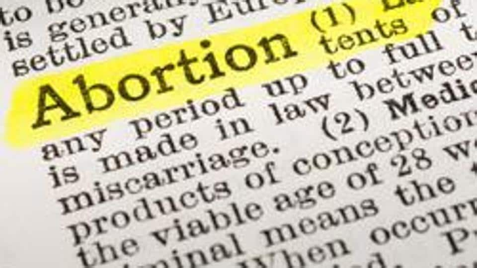 Section 3 of the MTP Act stipulates that the termination of pregnancy can only be allowed till 20 weeks.