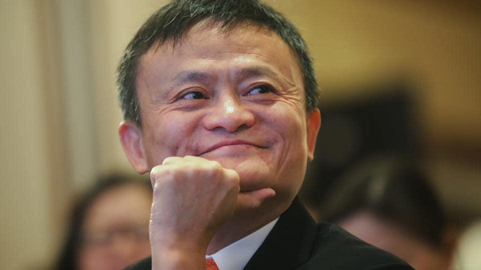 Jack Ma,Alibaba,Alibaba chairman