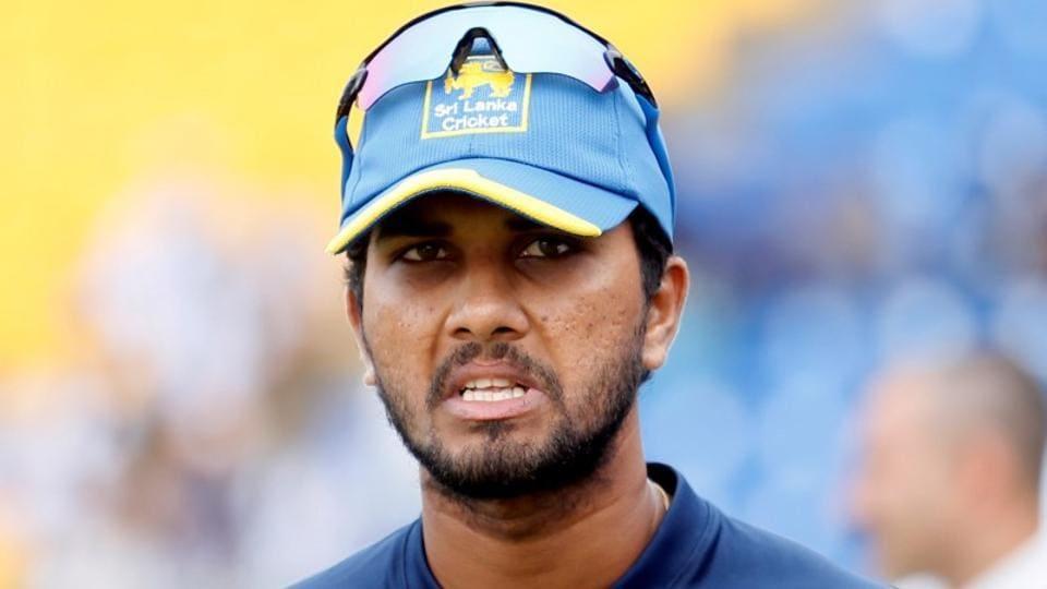 Asia Cup 2018,Dinesh Chandimal,Dinesh Chandimal injury
