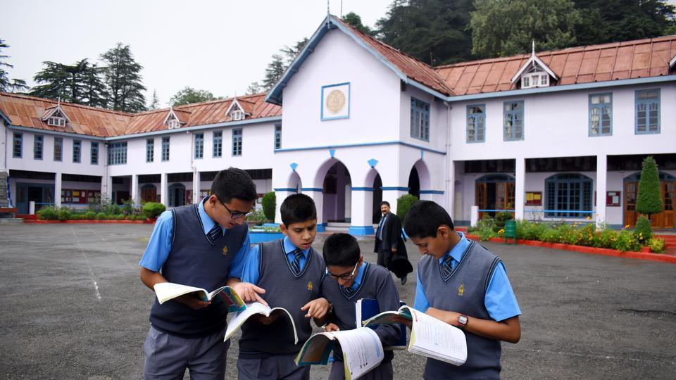 Bishop Cotton School,Shimla,test of time