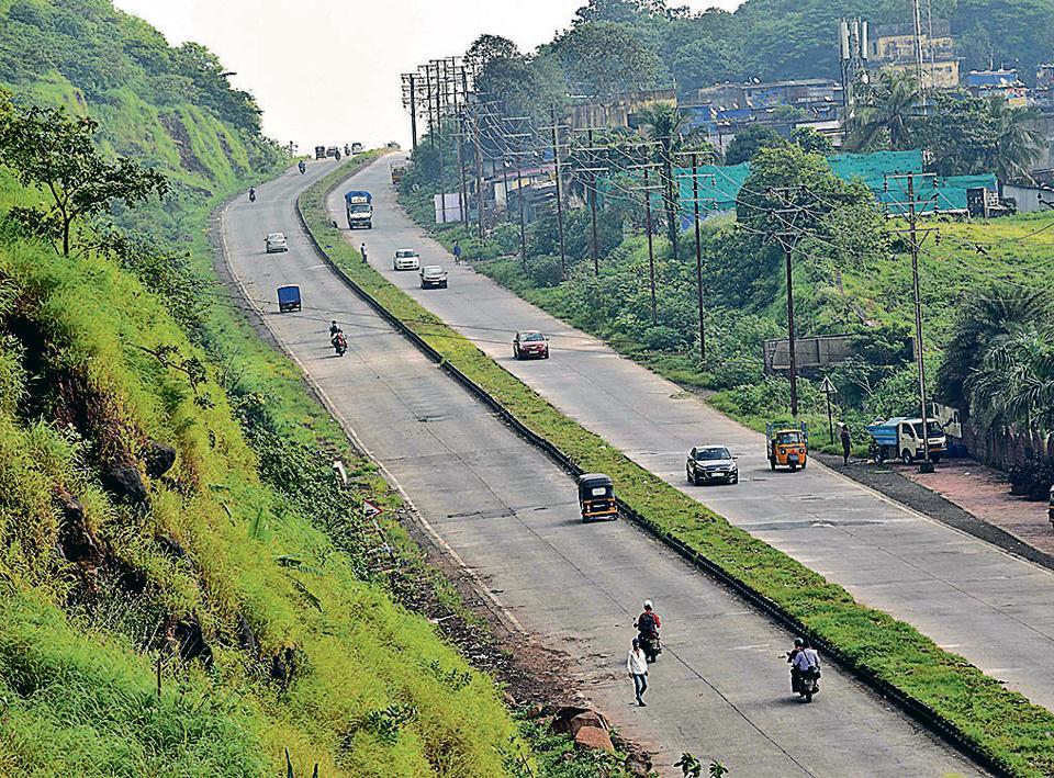 Mumbra bypass,traffic congestion,Jawaharlal Nehru Port Trust