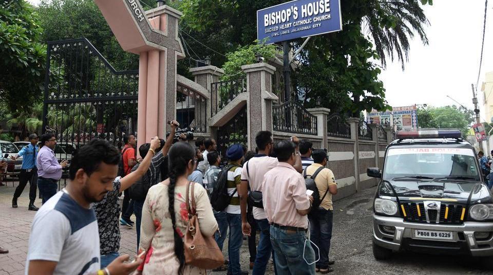 Kerala nun rape case,Nun,Nun alleges rape