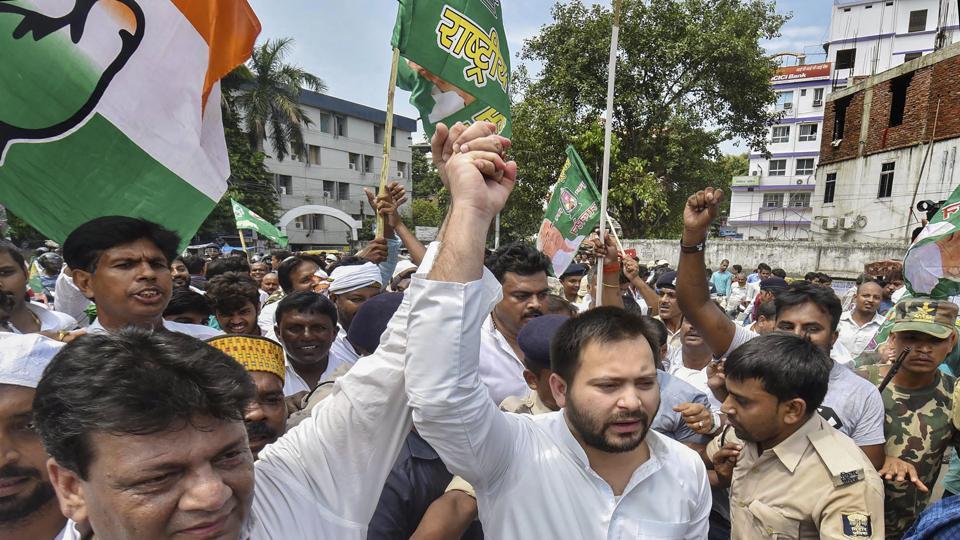 Bharat Bandh,Bharat Bandh in Bihar,Congress