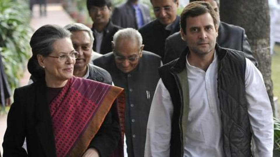 Rahul Gandhi,Sonia Gandhi,IT