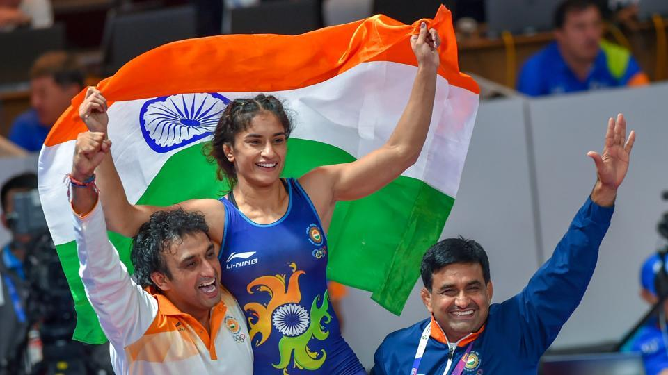 asian games,asian games 2018,vinesh phogat