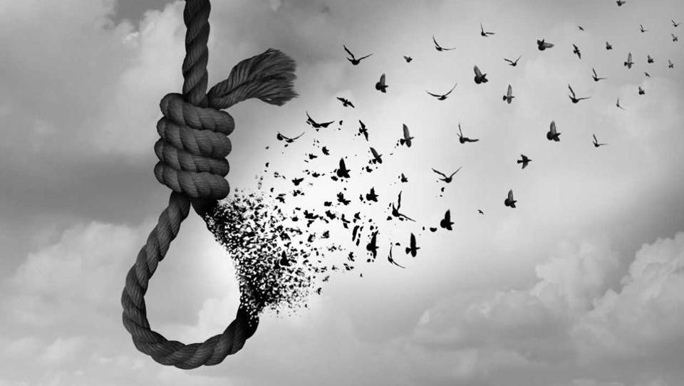 suicide prevention day,hangs self,Mount Carmel School