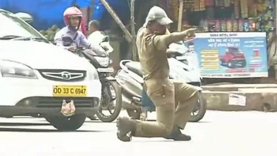 Odisha traffic cop,Odisha,Odisha traffic