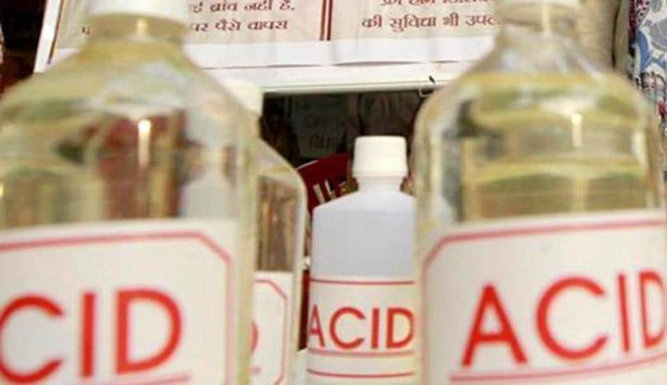 acid attack,crime,Uttarakhand