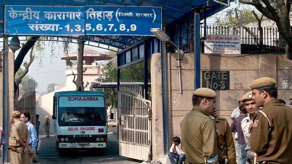 Tihar jail,army personnel