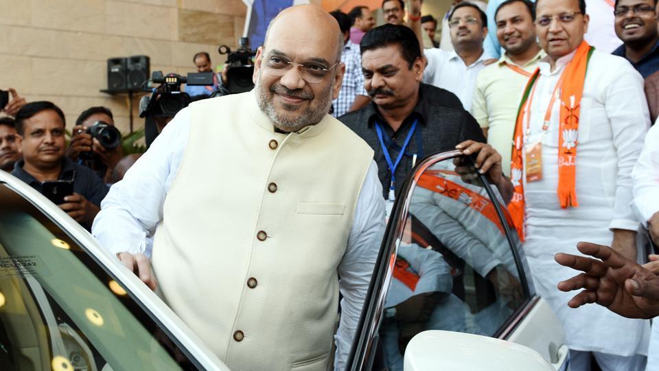 Amit Shah,BJP,Congress