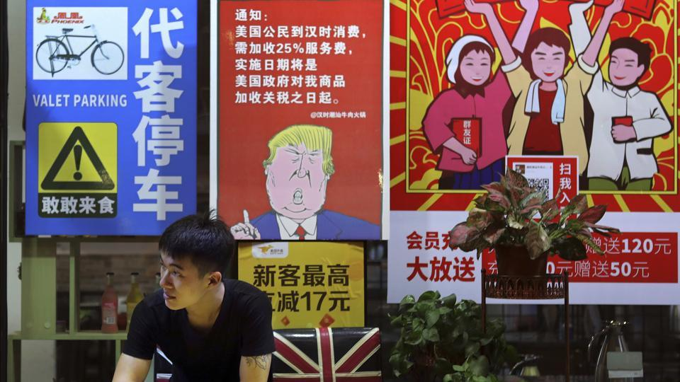 China,China US trade war,Chinese companies