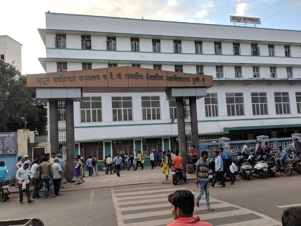 Pune,hospital wards,occupancy
