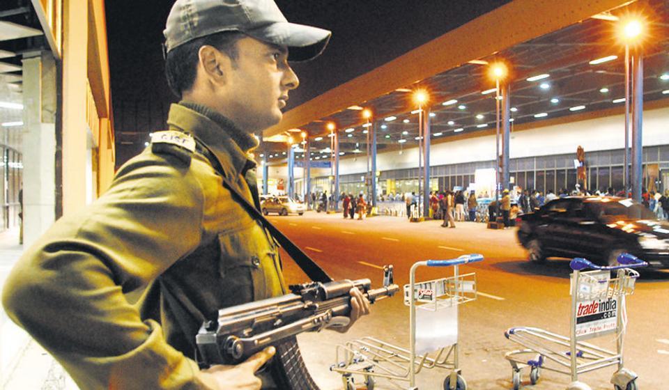 terrorist,CISF,terror attack