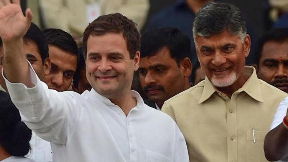 Congress, TDP, Left form grand alliance to fight Telangana election