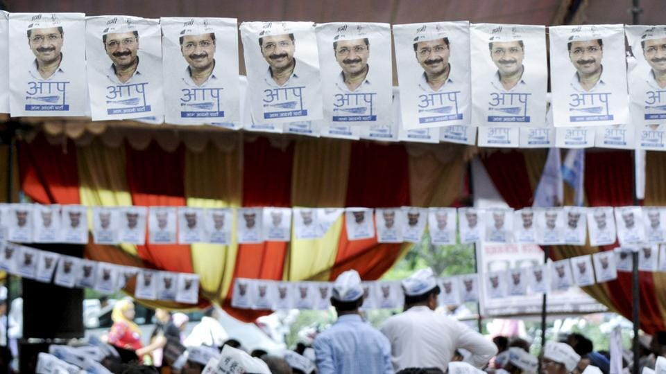 AAP,Election Commission,Electoral funding report