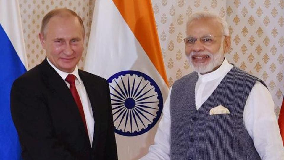 India and Russia are expected to hammer out a deal for four more Krivak/Talwar class stealth frigates for the navy in October when Prime Minister Narendra Modi and president Vlamidir Putin meet in New Delhi for an annual summit.