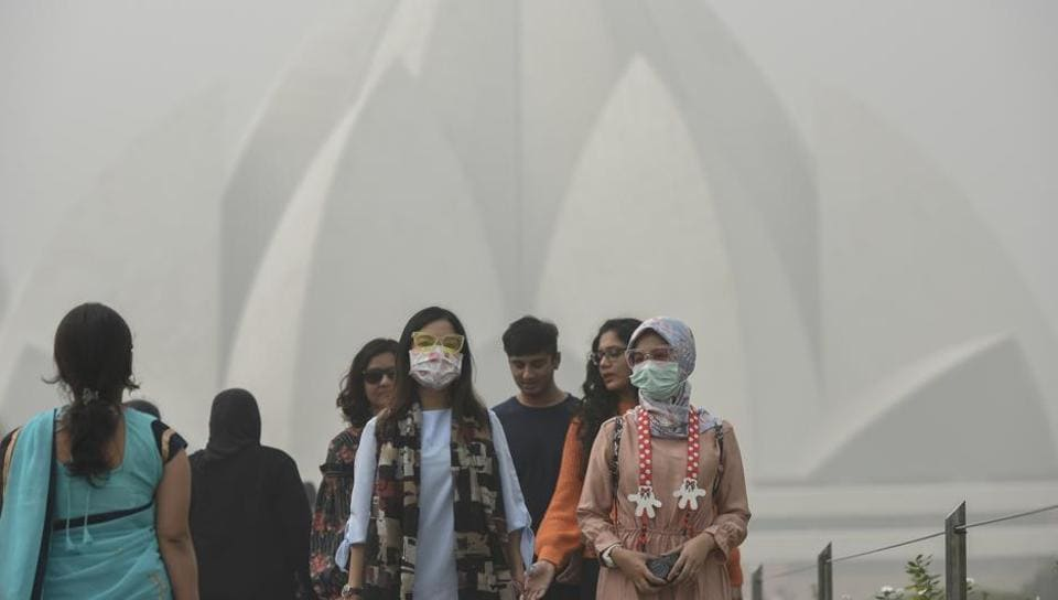 MCD,central funds,air pollution
