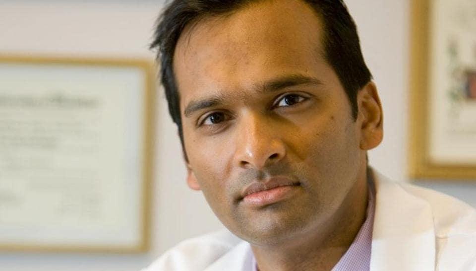 Indian-American researcher,Professor Arul Chinnaiyan,University of Michigan