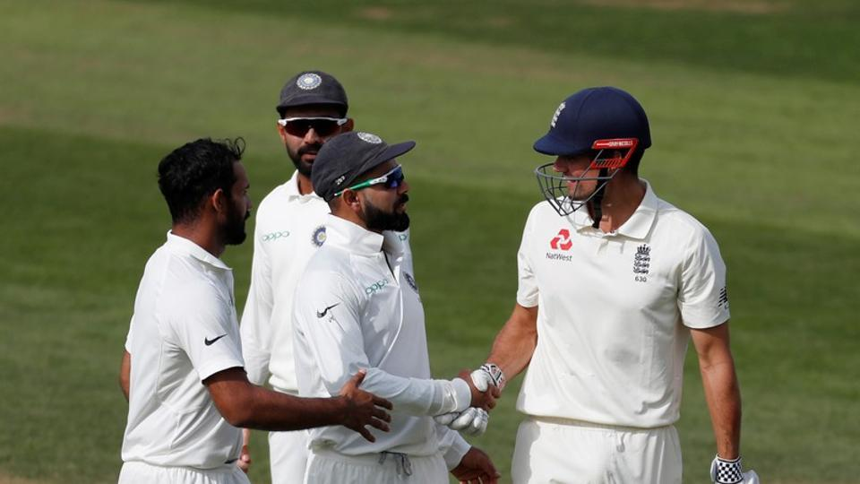 India vs England,Oval Test,Virat Kohli
