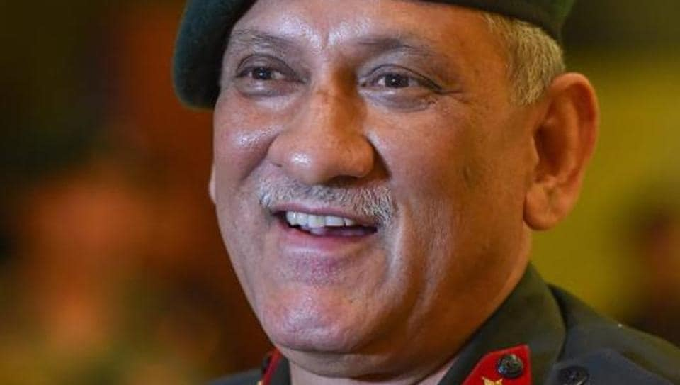 General Bipin Rawat,army brass,force restructuring