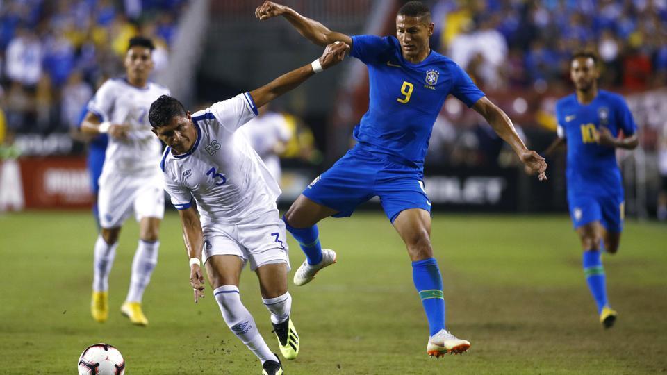 football,brazil,el salvador