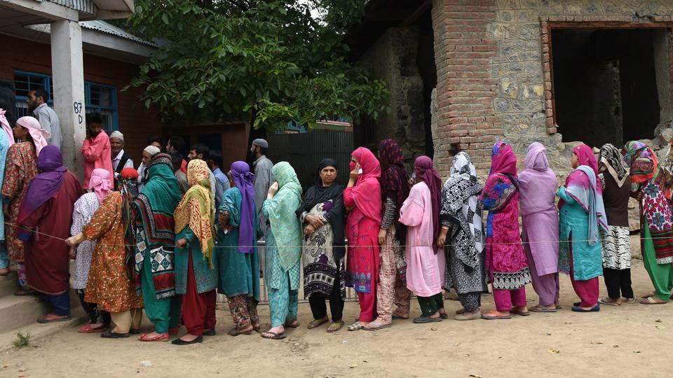 J-K chief secretary,Jammu Kashmir civic polls,Jammu Kashmir panchayat elections