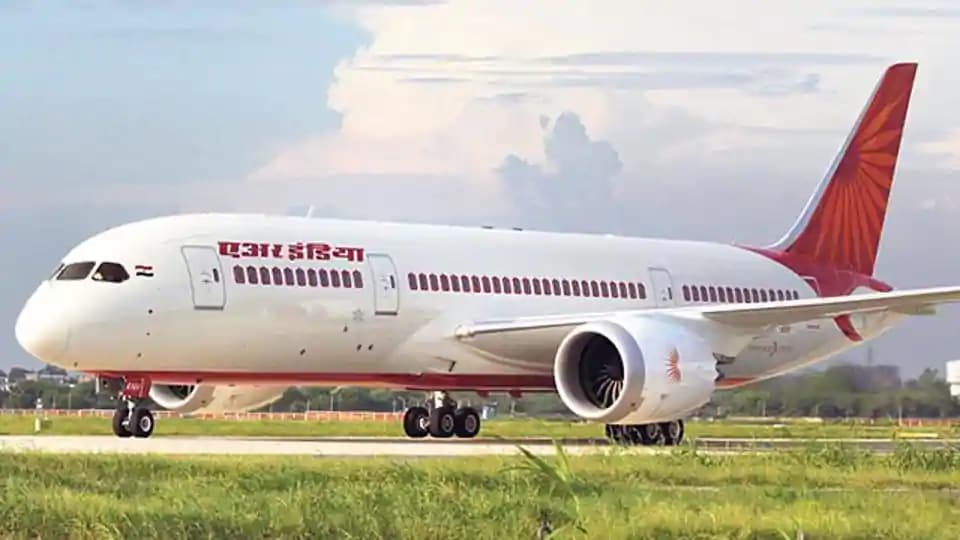 Air India,Flight cancelation