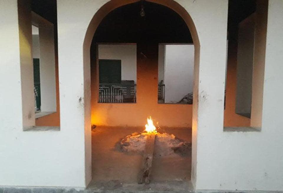 Flames,Miracle hope,Gorakhpur Imambara