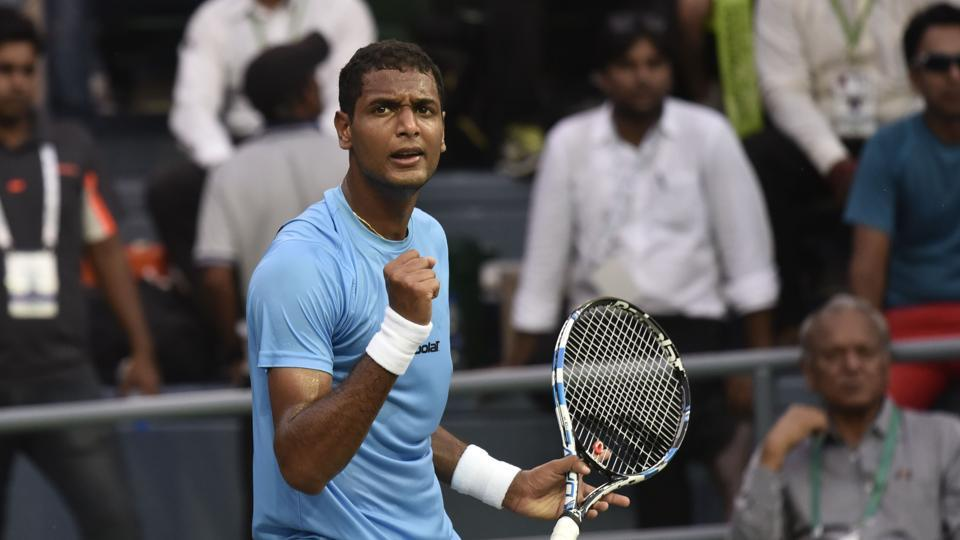 Davis Cup,India vs Serbia,Ramkumar Ramanathan