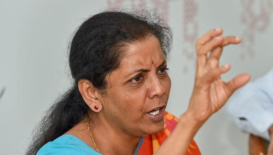 Rafale,Nirmala Sitharaman,HAL