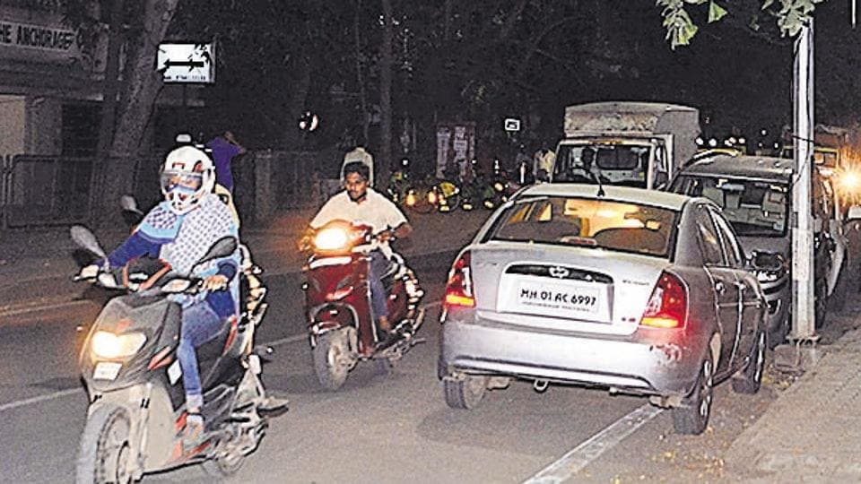 No-horn day,Pune traffic,Boat Club road