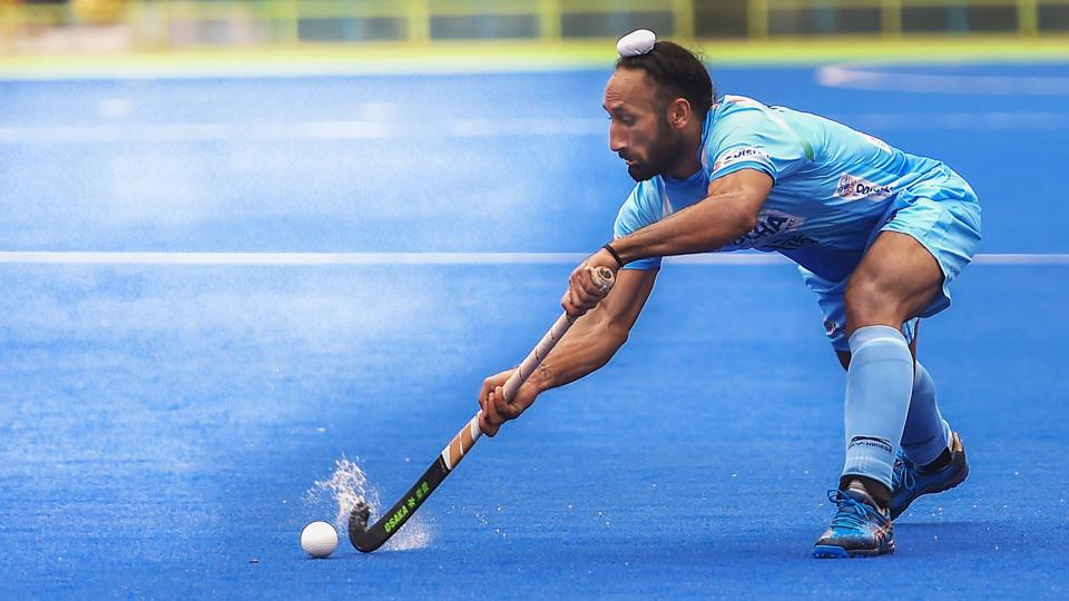 Sardar Singh,India Hockey,Hockey India