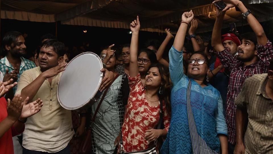 JNUSU polls 2018,JNU Students Union,JNU Students Union Polls
