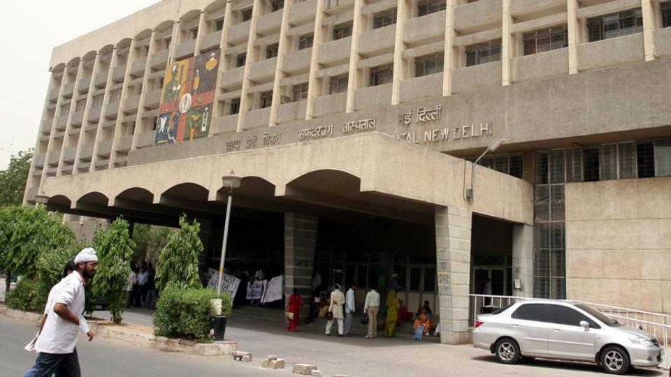 Safdurjung hospital,Delhi fire