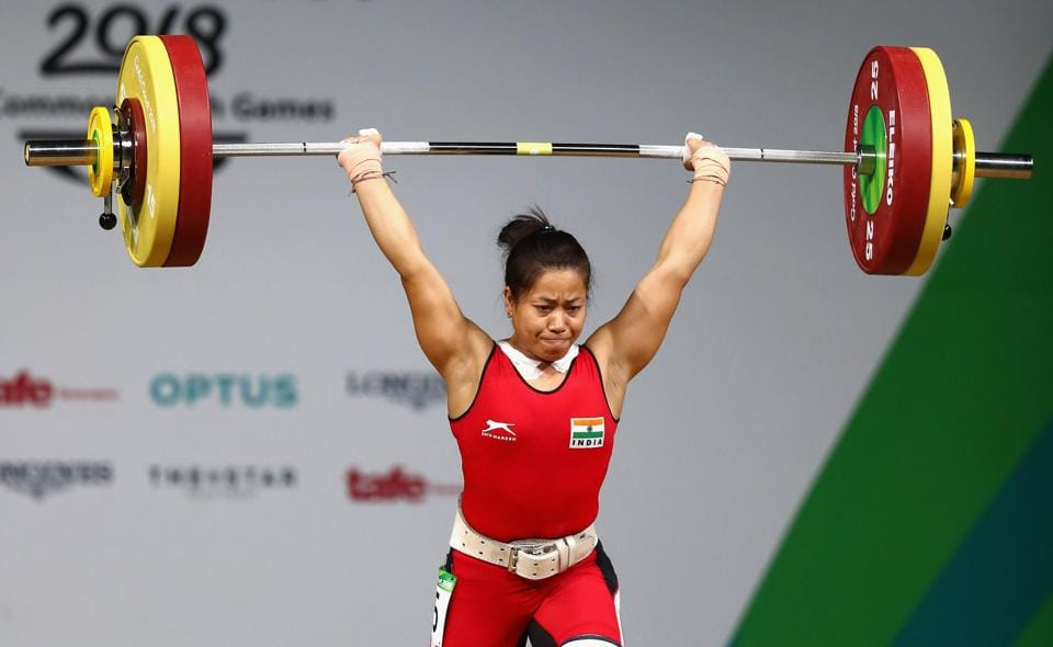 Sanjita Chanu,Chanu,Commonwealth Games