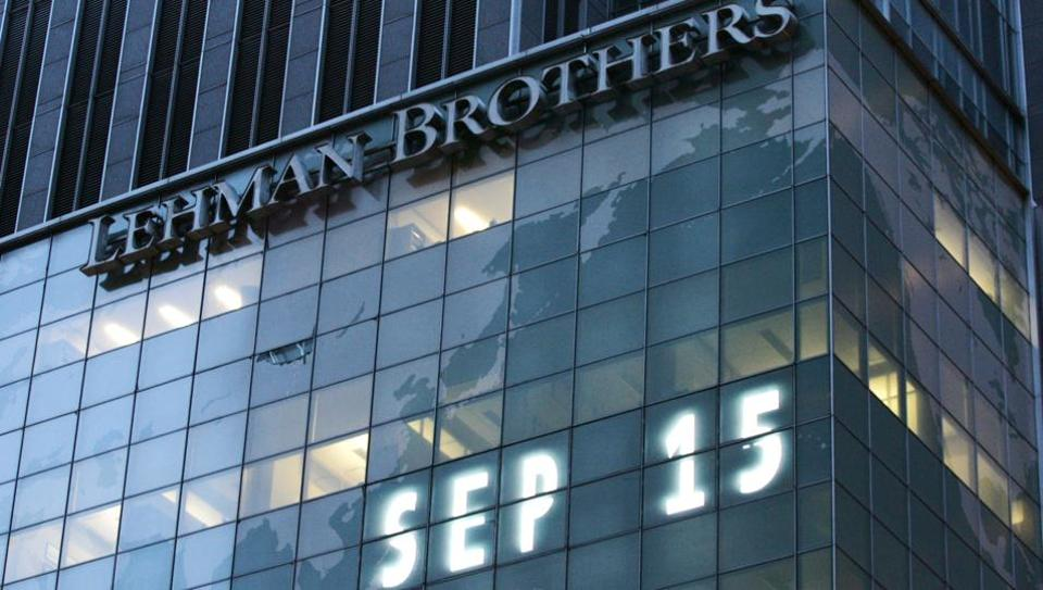 Collapse of Lehman Brothers,Lehman Brothers,financial crisis