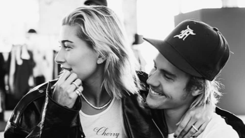 Justin Bieber and Hailey Baldwin became engaged in July.