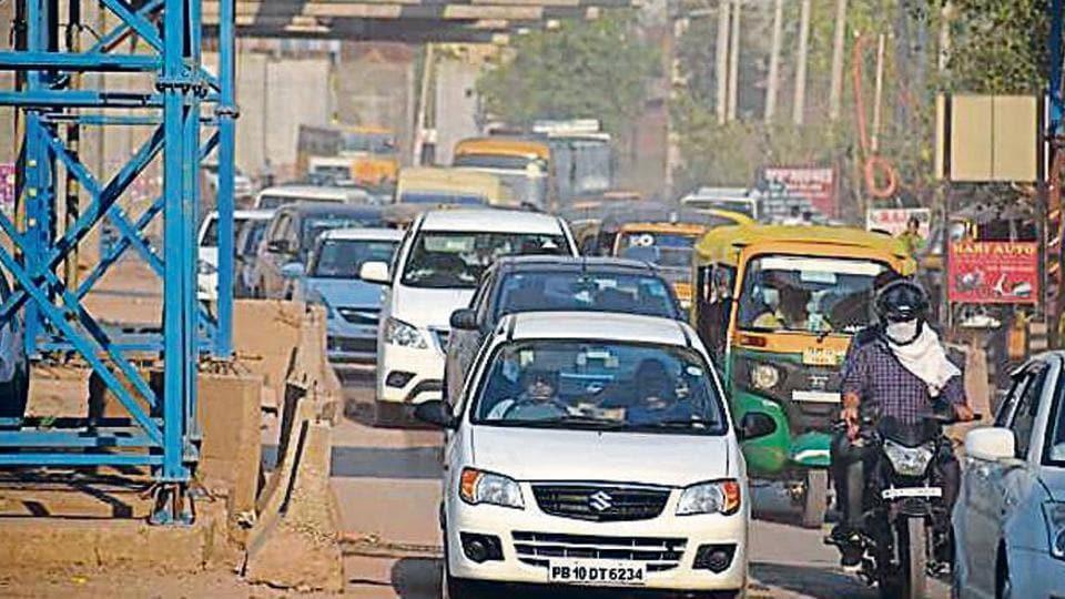 Chandigarh-Kharar highway,Chandigarh,Larsen & Toubro