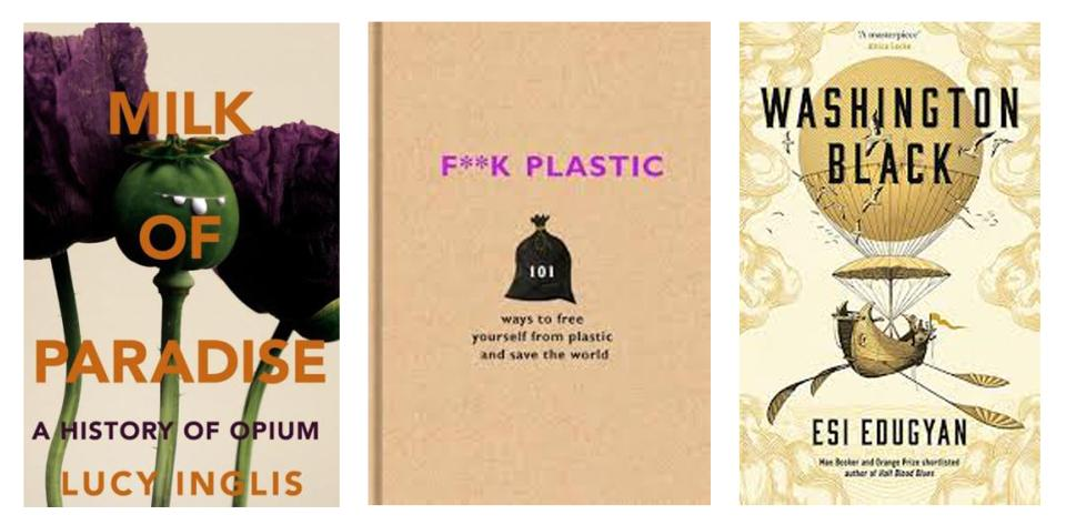 opium,slavery,plastic