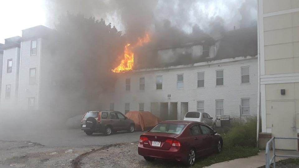 Authorities Respond to Numerous Gas Explosions, Fires in Northern Massachusetts