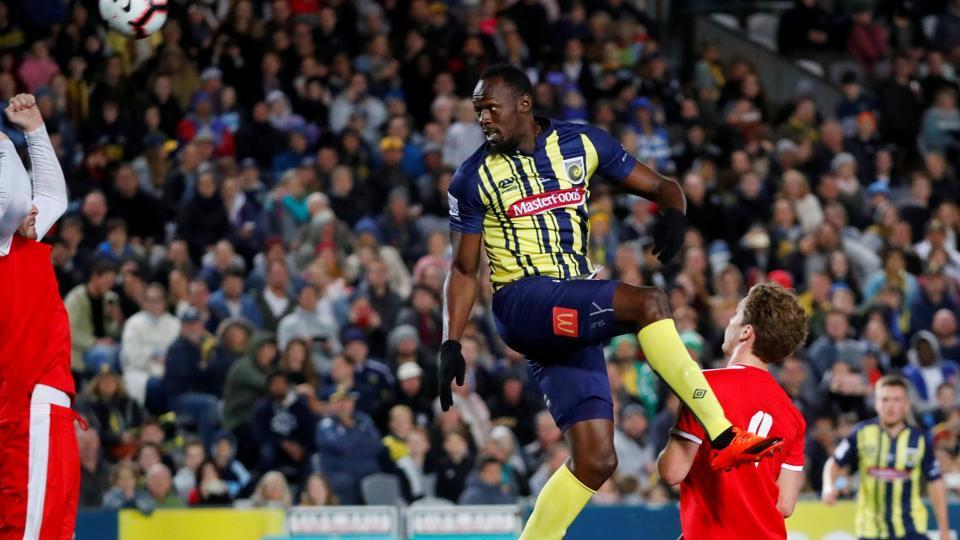 Usain Bolt,Football,Vicente del Bosque
