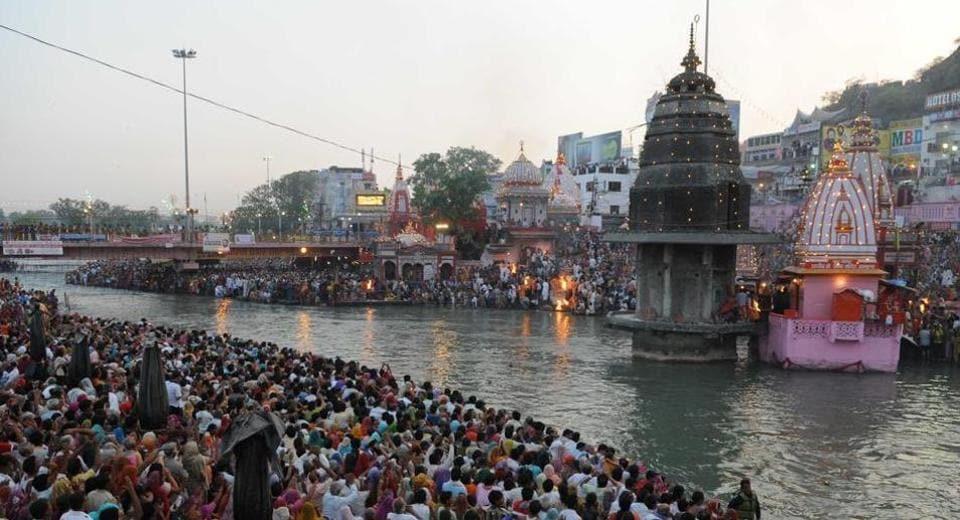 Kumbh Mela,Kinnar Akhada,Section 377