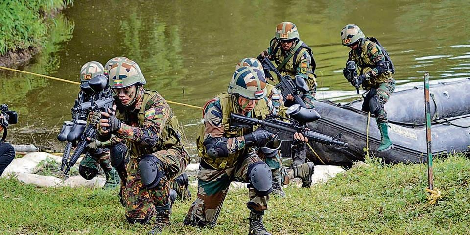 Bimstec Milex 2018,indian army,join military exercise