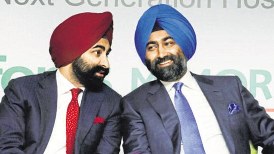 The Singh brothers are famous for expanding their two public firms -- hospital operator Fortis Healthcare Ltd. and financial firm Religare Enterprises Ltd