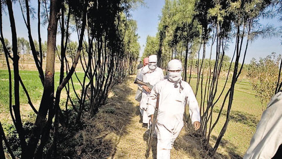 Militants,Kashmir,Jammu