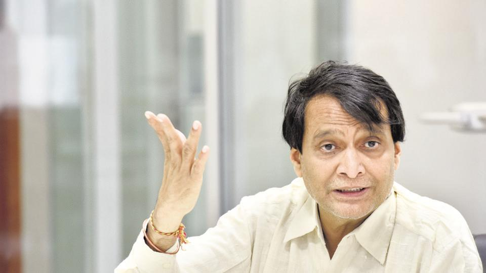 WTO,Suresh Prabhu,Union minister