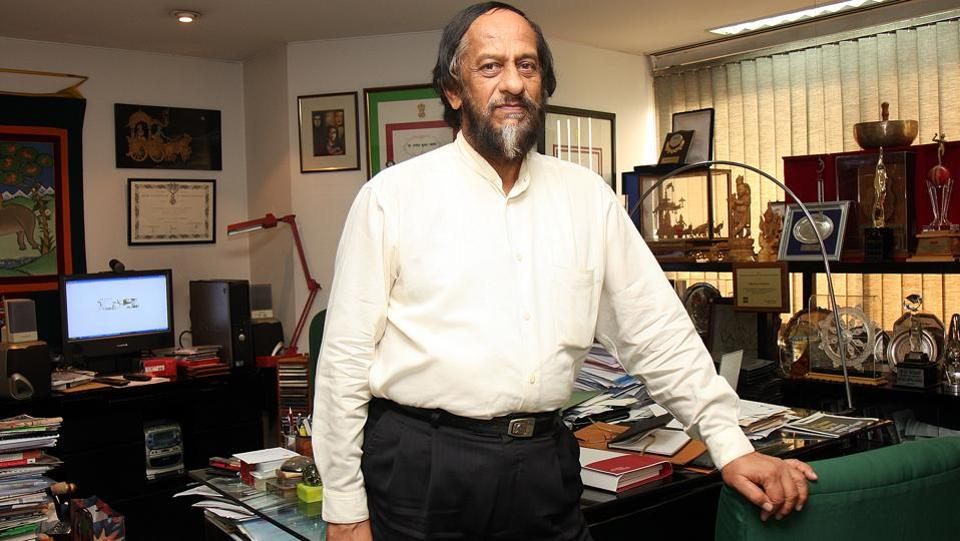 A Delhi court has ordered framing of charges against environmentalist RK Pachauri in a 2016 sexual harassment case filed by his former colleague. The 29-year-old woman gave the police a cache of several thousands of electronic messages as evidence of the TERI official's unbecoming conduct. He was also accused of kissing and touching her inappropriately. (Jasjeet Plaha / HT Archive)