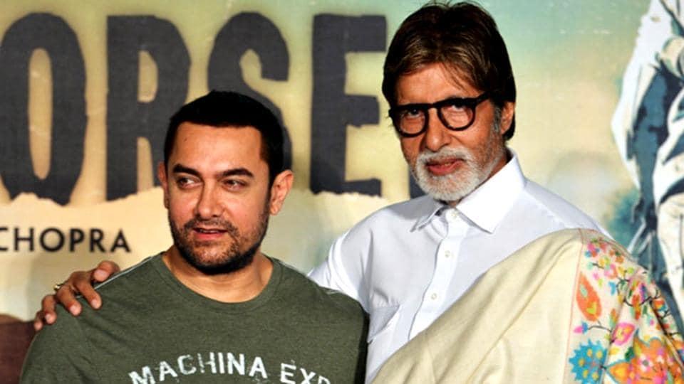Amitabh bachchan,Aamir Khan,Katrina kaif
