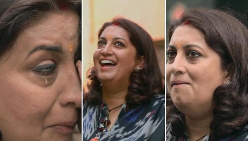 Smriti Irani,ALTBalaji,Ekta Kapoor